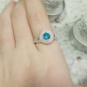 Jewelry - Blue Stone Ring